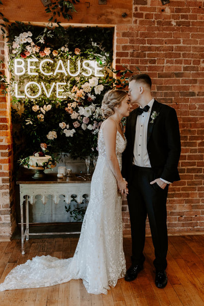 clink-events-greenville-wedding-planner-huguenot-wedding neon sign