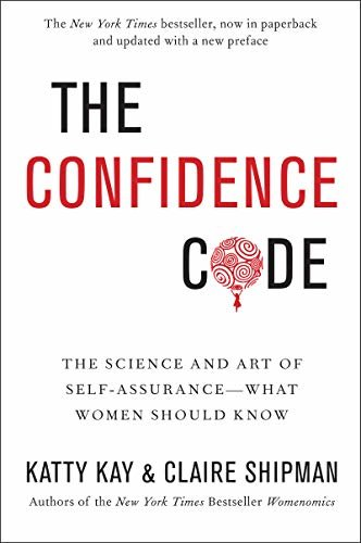 Cover image of the book, The Confidence Code