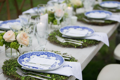 Chinoiserie garden wedding outdoor kansas city