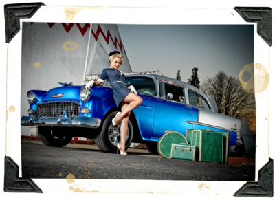 Louisville Pinup Photographer