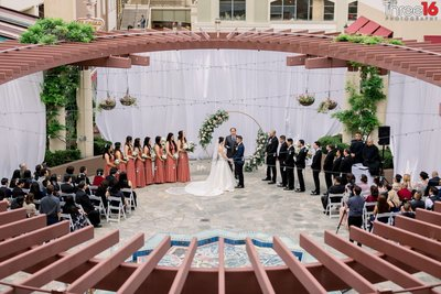 Noor Venue LA Pasadena Weddings Photography
