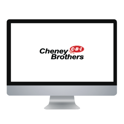 Social media strategy project for Cheney Brothers.