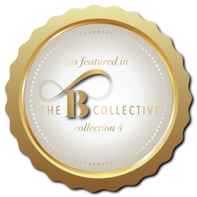 B Collective Edition 4 Featured Badge Gold
