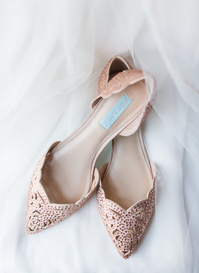 Elizabeth Hill Photography Blush and Navy North Carolina Wedding-3