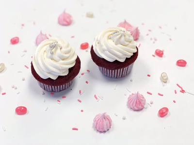 Whippt Desserts - Valentines Day 2019 Cupcakes
