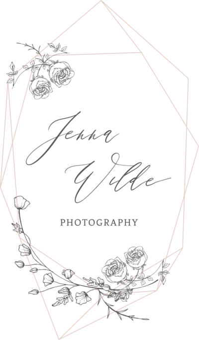 Jenna Wilde Photography Logo Option 1