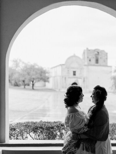 April & Coleen Wedding - Peaches & Twine Fine Art Film Photography -124