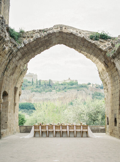 Romantic Umbria Wedding 04-13