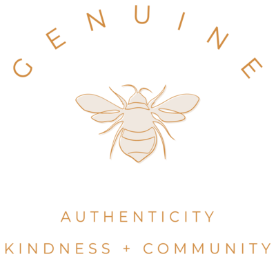 Genuine logo