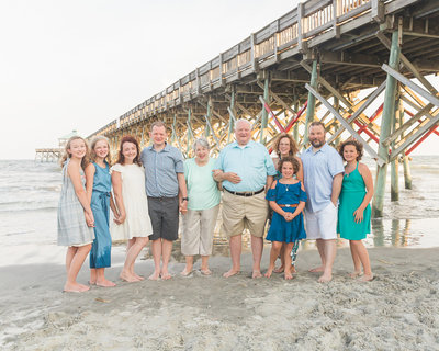 Janice Jones Photography South Carolina Beach Session 9