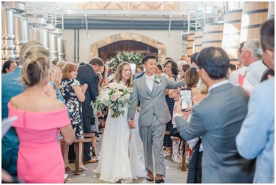 Wedding at Stone Tower Winery. Leesburg Wedding Photographer