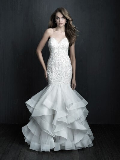 C566 - Allure Couture - Janene's Bridal