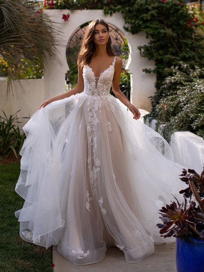 Moonlight Wedding Dress 1