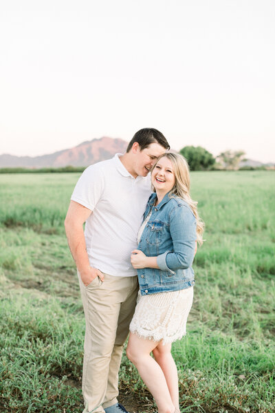 Scottsdale Engagement Photographer