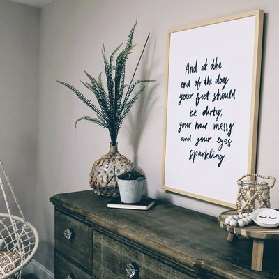 a-dreamer-and-a-doer-professional-organizer-instagram-post-home-decor