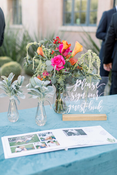 Your Jubilee Arizona wedding planner Desert Botanical Garden
