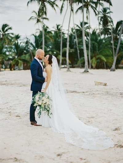 Claire Duran Wedding in Punta Cana