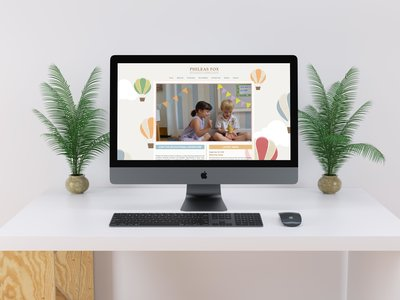 Phileas Fox Website Showcase