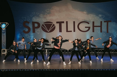 Juniors spotlight competition