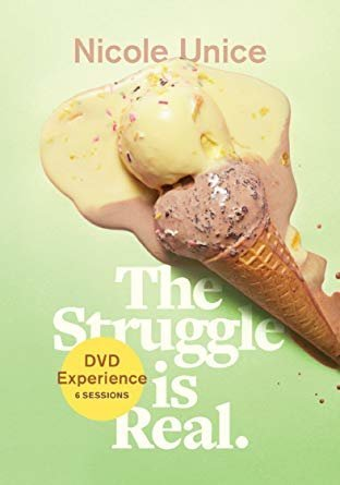 The Struggle is Real DVD