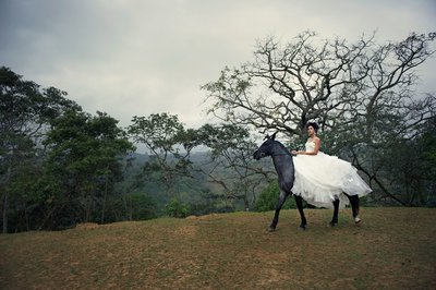 Destination Mountain Wedding in Costa Rica