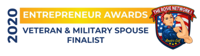 Rosie Network Veteran and Military Spouse Finalist