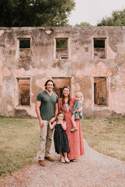 Kings Family - St Simons Island Family Session - Ashley Durham Photography-10