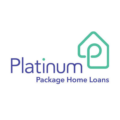 Platinum Package Home Loans Logo by The Brand Advisory