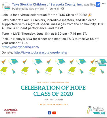 Virtual Event for Nonprofits