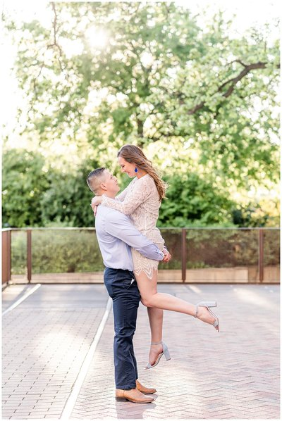 Engagement Session at The Pearl | Heather & Cody 31