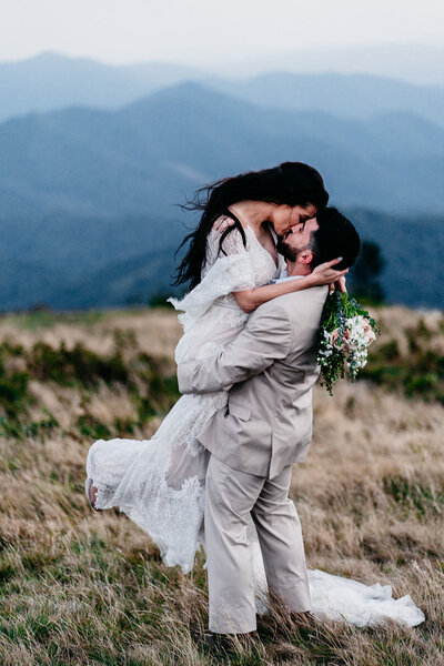 Asheville Wedding Elopement Roan Mountain 260Mercy Photography_websize