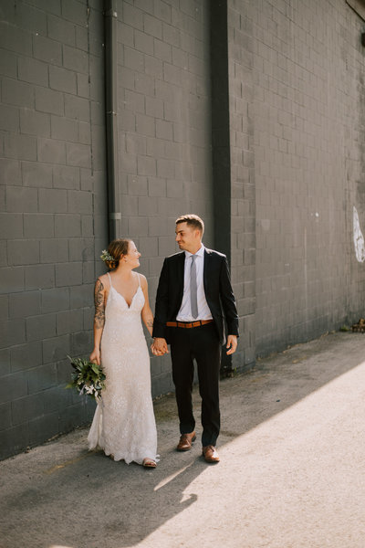 Adventure and destination wedding and elopement photographer in Lafayette, Indiana, and Indianapolis | Kelsey Lefever Photography