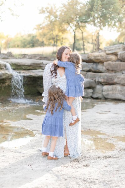 the woodlands mini sessions