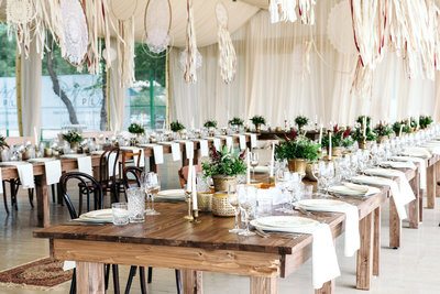 boho theme wedding planner nyc