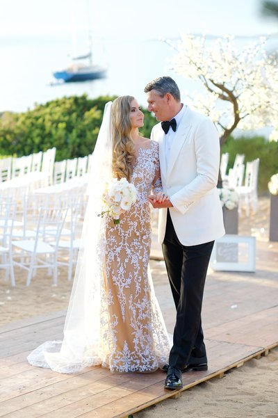lux & glamour wedding in italy
