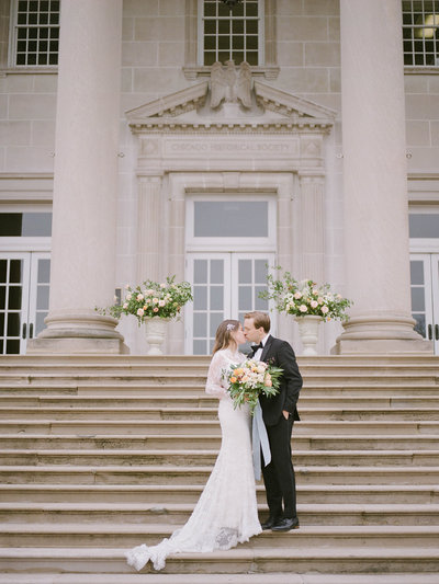 Chicago Wedding Photographer - Chicago History Museum - Sarah Sunstrom Photography - Fine Art Wedding Photographer - 30