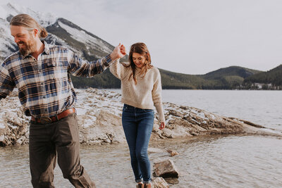 Banff Adventure Elopement Photographer.4