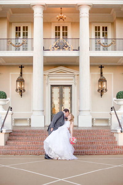 Grand Island Mansion Wedding by Adrienne and Dani Photography
