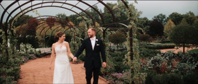 Beautiful, cinematic film of Mary + Jack at Arrowhead Golf Course