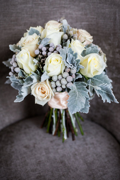 Pittsburgh Bridal Bouquet
