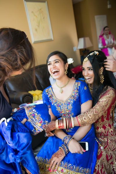 Kansas City indian wedding photographers candids