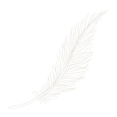 Beige-Feather
