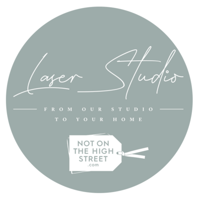 The Laser Studio - Not on The High Street