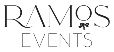 Custom logo design for Ramos Events