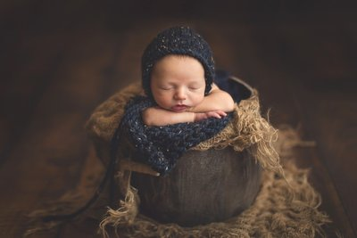 Newborn Photography Rochester New York
