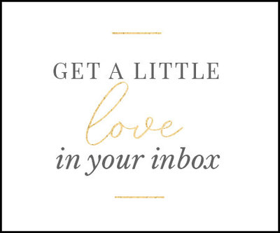 love in your inbox