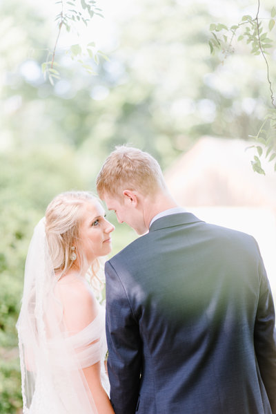Montgomery County Wedding Photographer Portrait