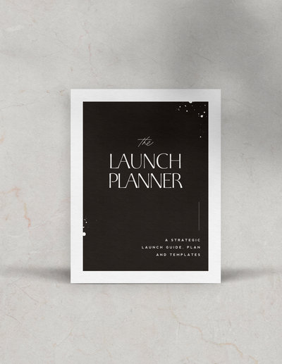 Creative and Detailed 40 Page PDF Website Content Planner and Checklist
