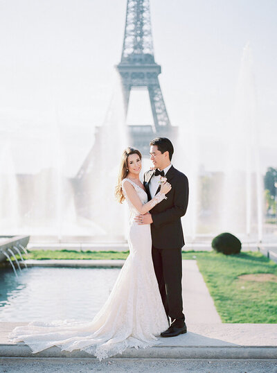 PLAZA ATHENEE  PARIS ELOPEMENT