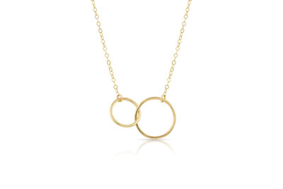 Big-Little-Circle-Necklace